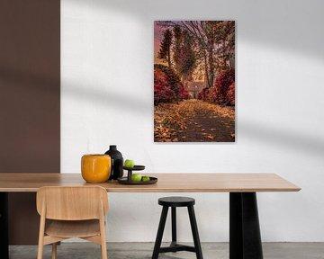 Autumn Leaves van Machiel Koolhaas