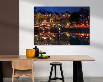Kubuswoningen Rotterdam von Ilya Korzelius