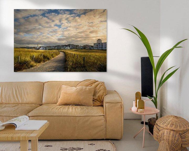 Sfeerimpressie: Katwijk Dorp in de Duinen van Martijn van der Nat