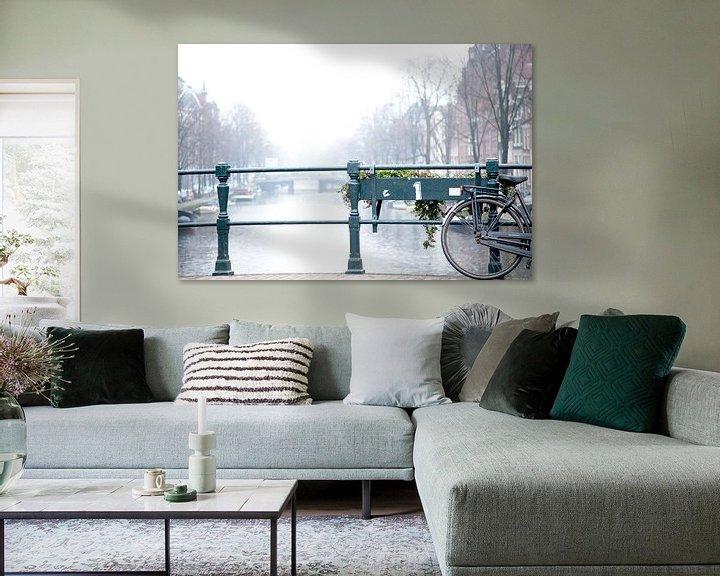Impression: Amsterdamse grachten  sur Studio LINKSHANDIG Amsterdam