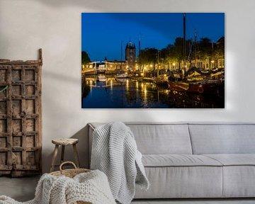 Zuidhavenpoort dans Zierikzee sur Daan Kloeg
