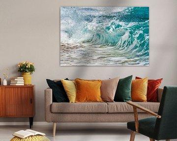 In The Waves of Change 1 von Laura Vink