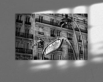 MetroPolitain Parijs