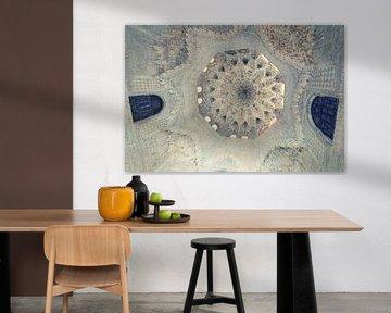 Islamitische gravures en arabische architectuur van Fotografiecor .nl