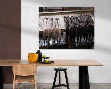 Espada  is een  delicatesse op madeira van Ingrid Van Maurik