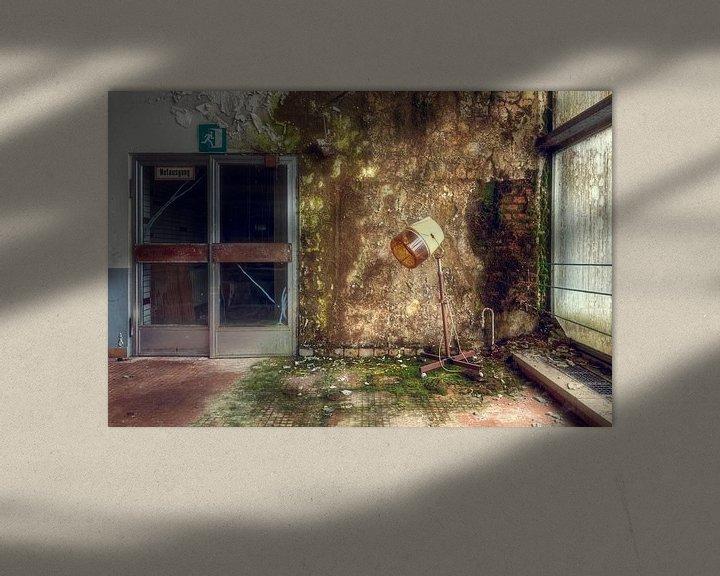 Beispiel: Wandform. von Roman Robroek