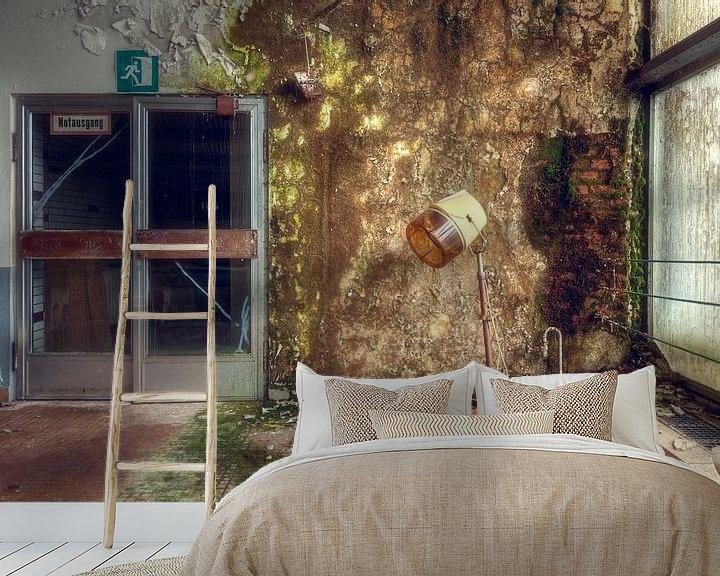 Beispiel fototapete: Wandform. von Roman Robroek