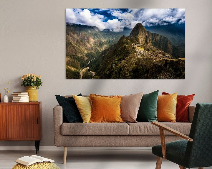 Sfeerimpressie: Machu Picchu van Ronne Vinkx