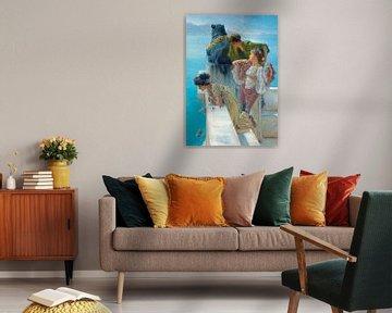 Ein idealer Ort - Sir Lawrence Alma-Tadema