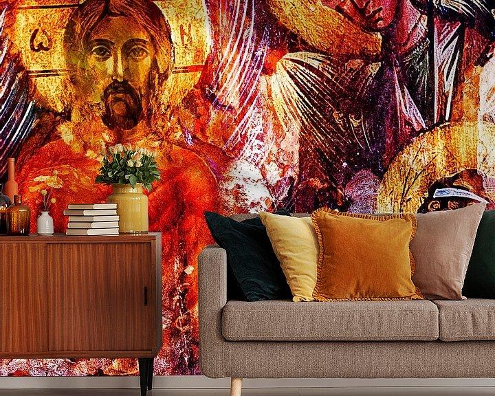 Beispiel fototapete: Der Gott in uns von 2BHAPPY4EVER.com photography & digital art