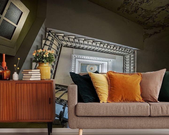 Beispiel fototapete: Paragon Hotel von Esmeralda holman