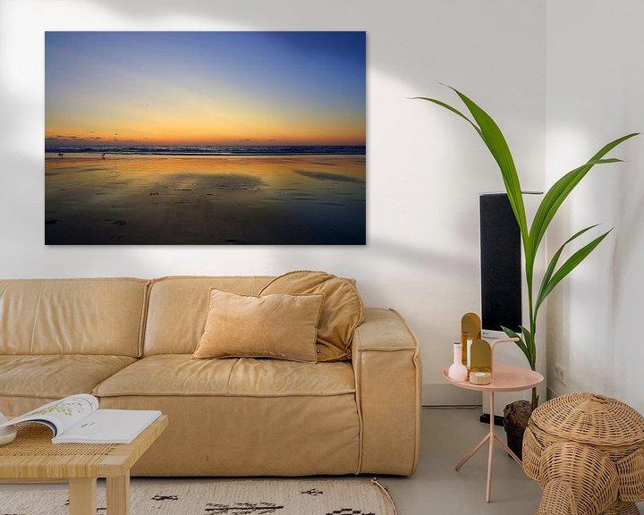 Sfeerimpressie: Strand Domburg van 7Horses Photography