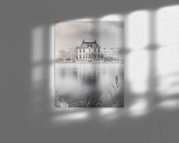 """Haarlem: Villa """"Doe wel en ziet niet om."""" van Olaf Kramer"""