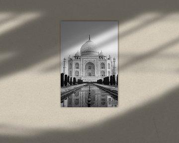 Taj Mahal sur Margo Smit