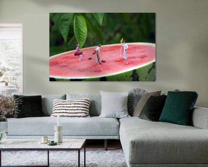 Beispiel: Melon Open von Ulrike Schopp