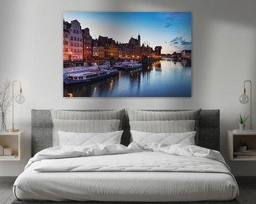Gdansk, Poland van Gunter Kirsch