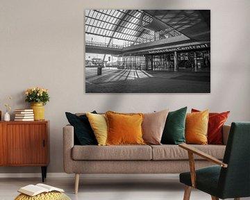 De Ruijterkade - Centraal Station van Hugo Lingeman