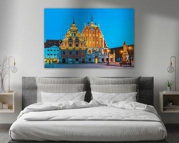 Riga, Lettland  von Gunter Kirsch