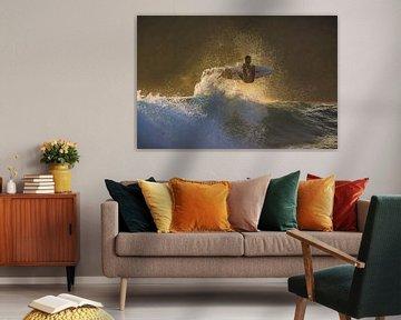 Surfen Sumbawa Indonesien