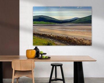 Eenzaam huisje aan Loch Eriboll - Highlands - Schotland van Jeroen(JAC) de Jong