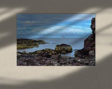 Hijs de zeilen - Loch Ewe - Schotland van Jeroen(JAC) de Jong