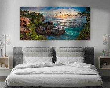 Uluwatu Panorama - Bali Indonesien von Andy Troy