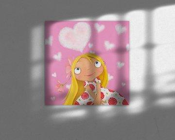 De Prinses is verliefd! van Rita Vjodorowa