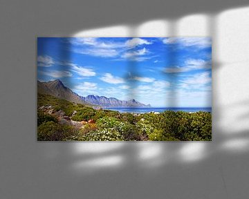 Coast of South Africa van W. Woyke