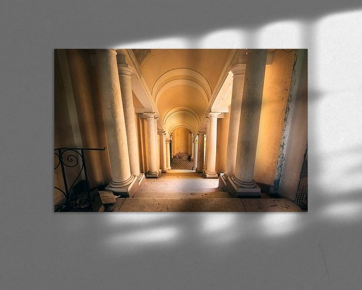 Beispiel: Künstlerische Treppen. von Roman Robroek