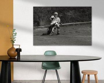 motorcross van Yvonne Blokland