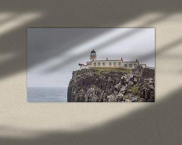 Neist Point Leuchtturm von Stephan van Krimpen