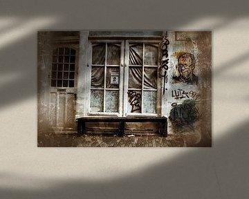 grafity window von M K