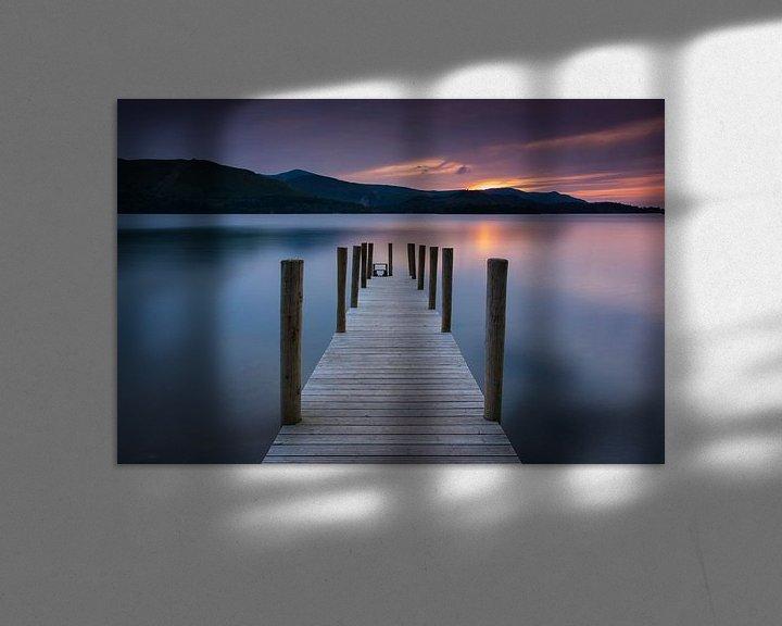 Sfeerimpressie: Classic lake view van Marcel Kerkhof