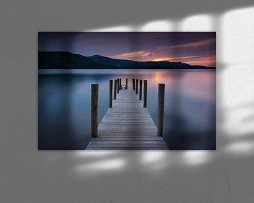 Classic lake view von Marcel Kerkhof