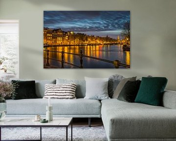 Amsterdam - De Amstel  van Thomas van Galen
