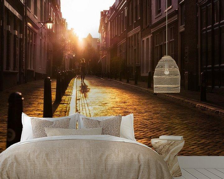 Sfeerimpressie behang: Utrecht - Dag Dromer van Thomas van Galen