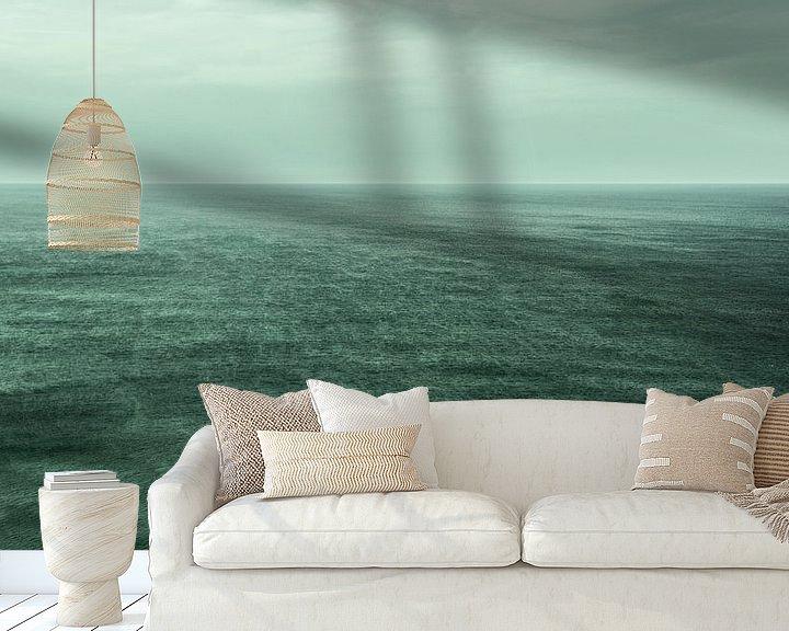 Beispiel fototapete: well, the ocean von Tina Hartung