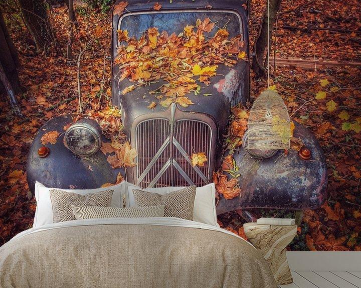 Impression: Citroën Traction old timer sur Creativiato Shop