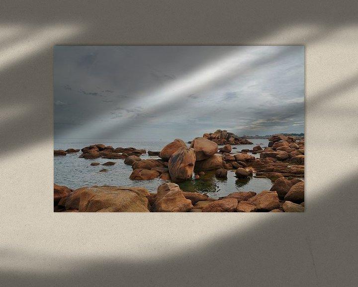 Sfeerimpressie: Cote de Granit Rose van 7Horses Photography