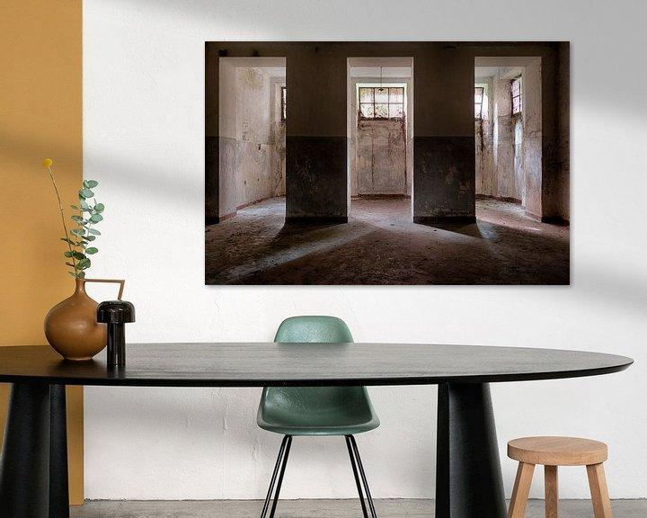 Sfeerimpressie: Lichtval van Maikel Brands