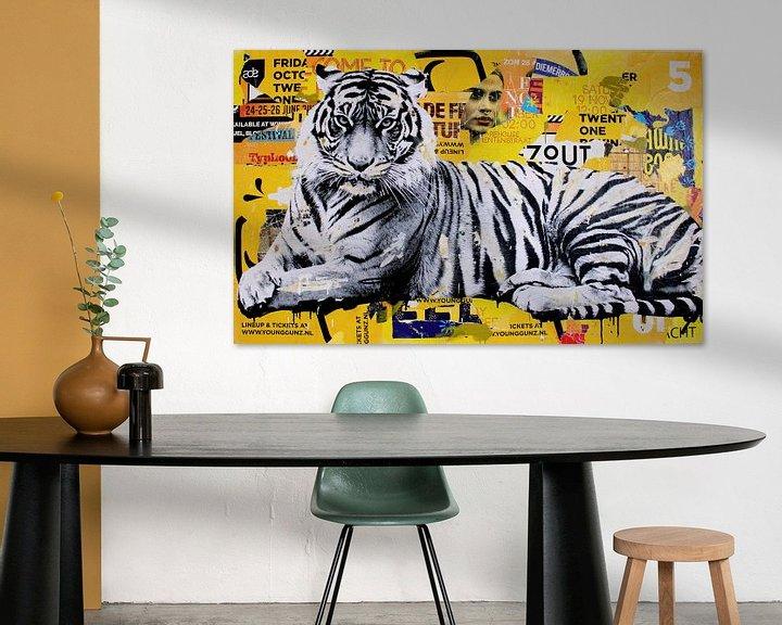 Beispiel: Tigerstyle von Michiel Folkers