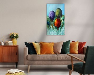 Tulpen sur Gena Theheartofart