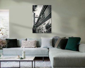 Memphis Straßenbild von VanEis Fotografie