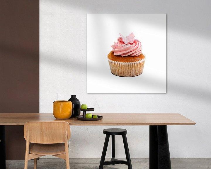 Sfeerimpressie: Cupcake van Studio LINKSHANDIG Amsterdam