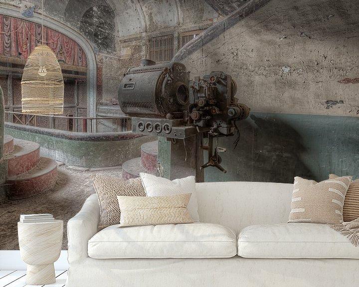 Beispiel fototapete: Project me von Hettie Planckaert