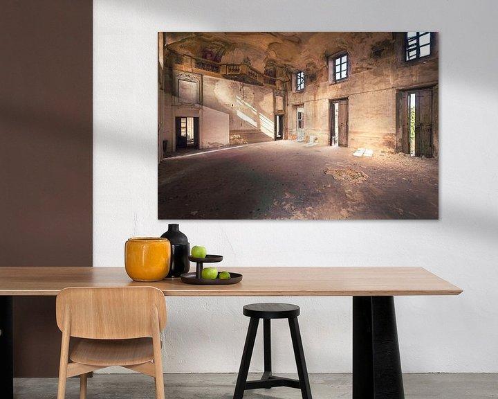 Beispiel: Gezeichnet Kammer. von Roman Robroek