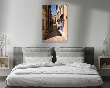 Saint Tropez sur Pamela Fritschij