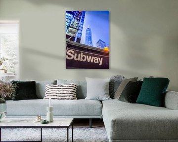 Freedom Tower, WTC, New York sur Maarten Egas Reparaz