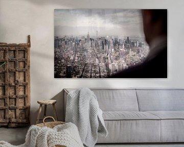 Midtown Manhattan, New York van Maarten Egas Reparaz