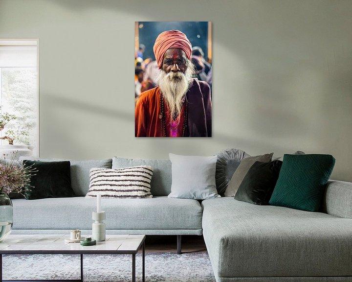 Sfeerimpressie: Varanasi, India van Bart van Eijden